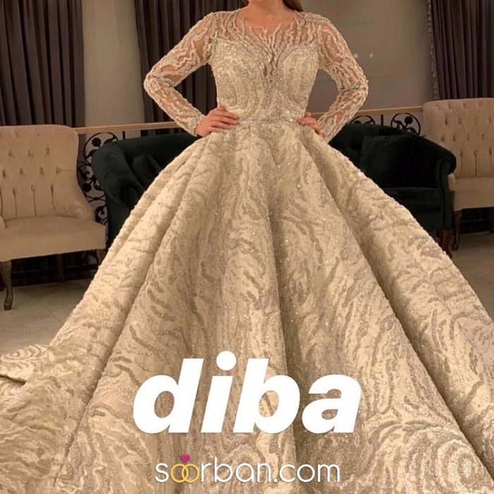 مزون لباس عروس دیبا تهران4