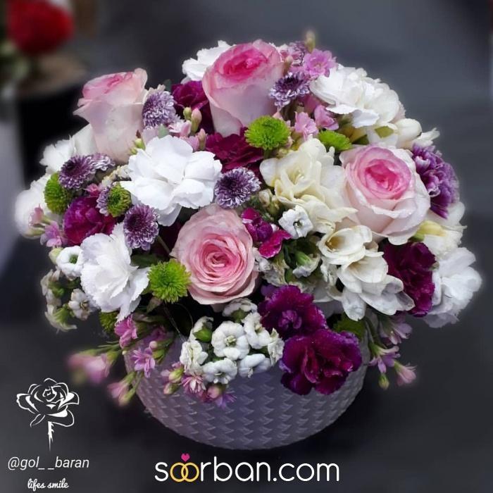 ثبت سفارش انواع باکس گل خرم اباد5