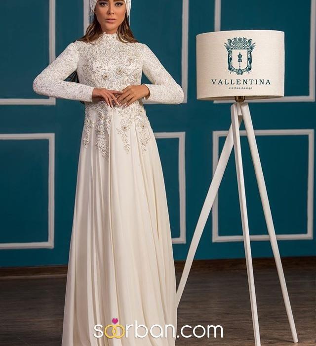 مزون لباس عروس والنتینا تهران1