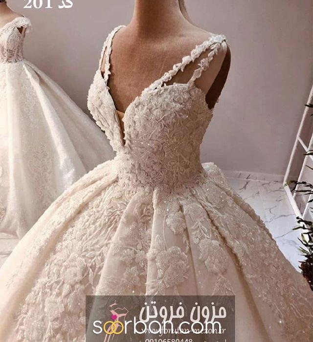 مزون لباس عروس فروتن تهران1