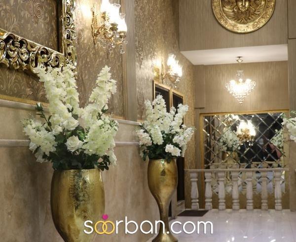 تالار پذیرایی قصر آریان تهران1