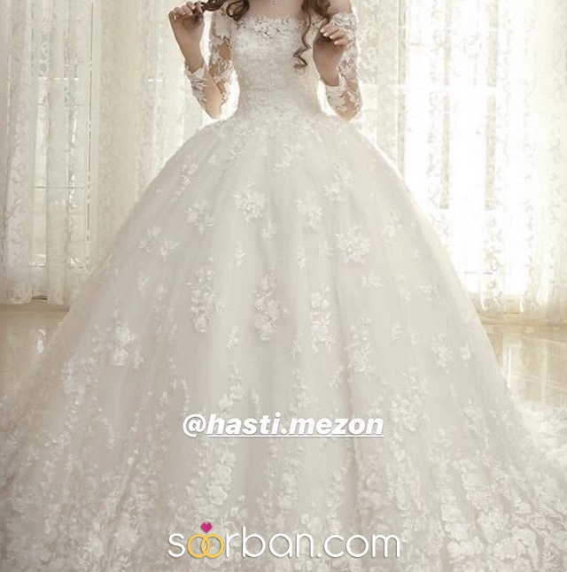مزون لباس عروس هستی در تهران0