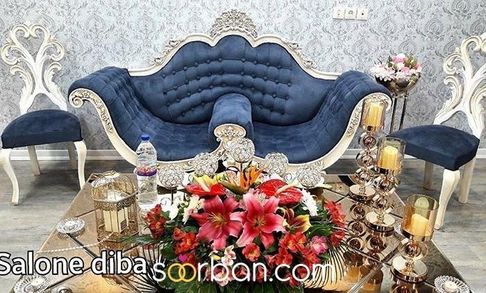 سالن عقد دیبا اصفهان1