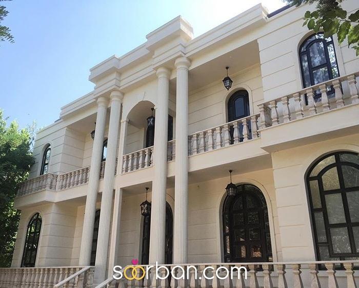 باغ عمارت ونیز در شهر ری تهران7