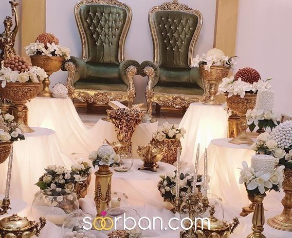 تالار پذیرایی قصر آریان تهران2