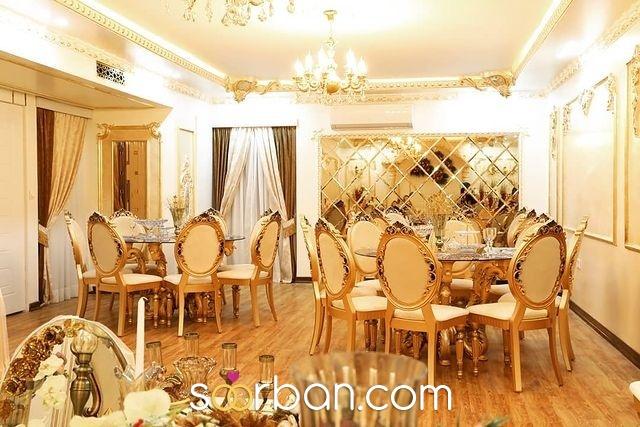 سالن عقد رومانس اصفهان4