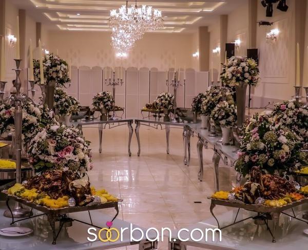 باغ تالار قصر لنا تهران3