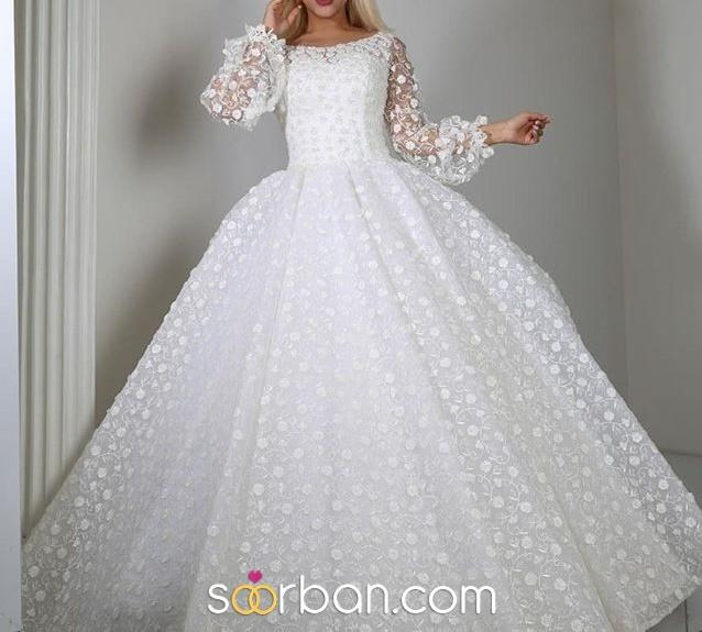 مزون لباس عروس صدف 81 تهران1