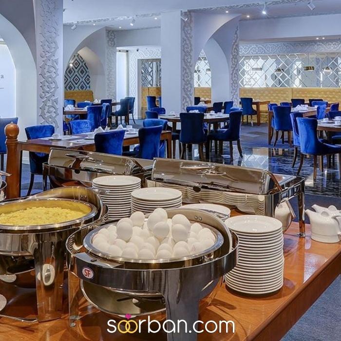 تالار هتل پرشین پلازا تهران8