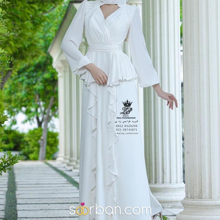 مزون مانتو عروس و لباس عقد زدپی تهران8
