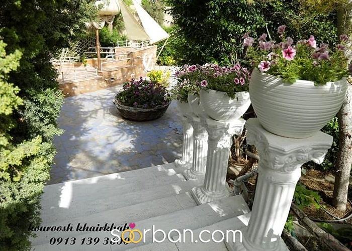 باغ عمارت کوروش اصفهان9