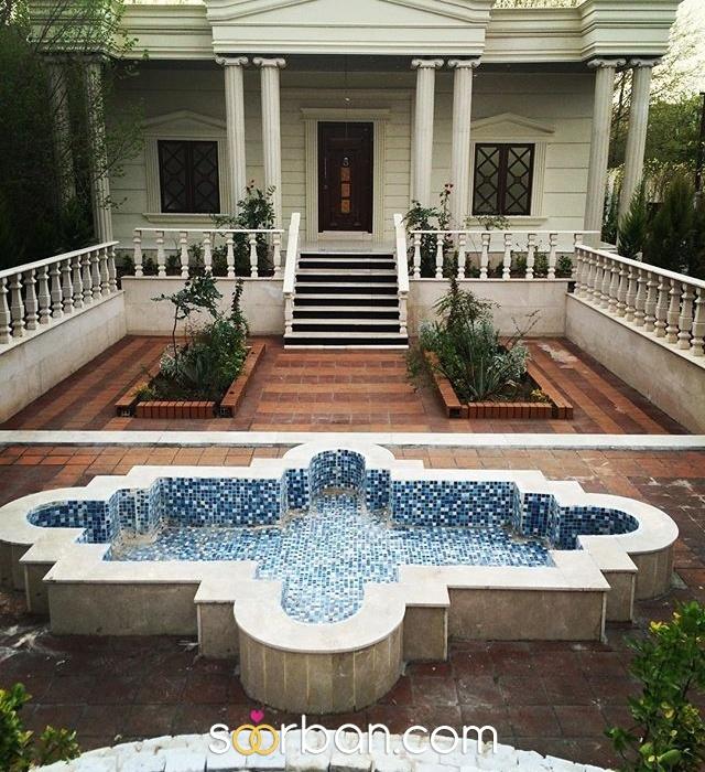 باغ عمارت گل خورشيدي يزد2