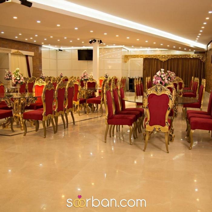 تالار عروسی باغ نارنج در تهران0