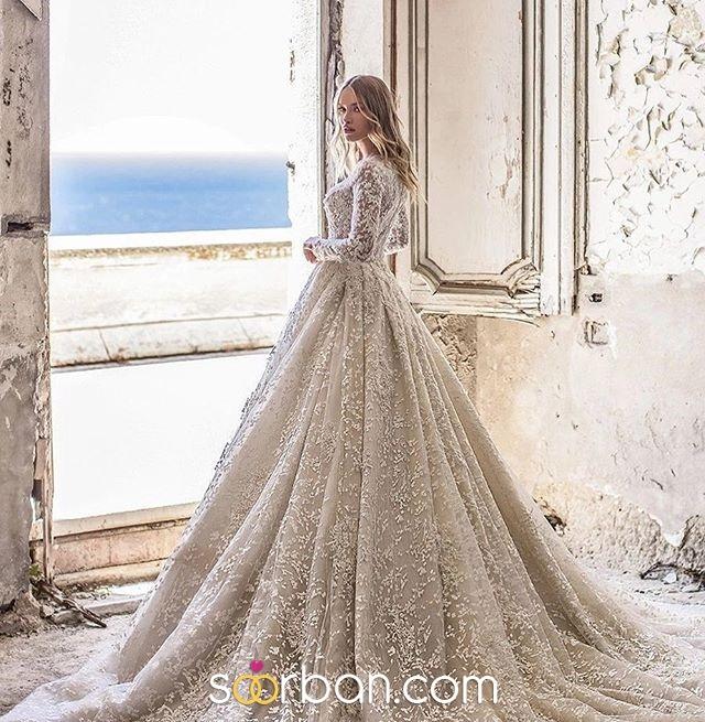 مزون لباس عروس مدینه تهران1