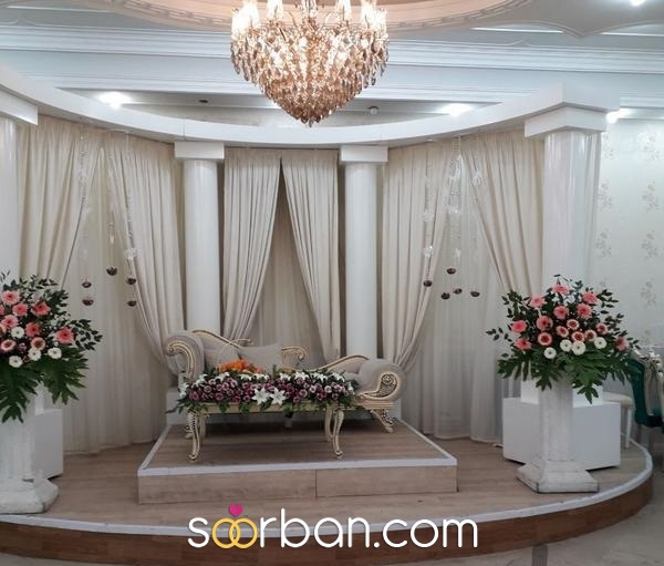 باغ تالار قصر بهشت تهران2