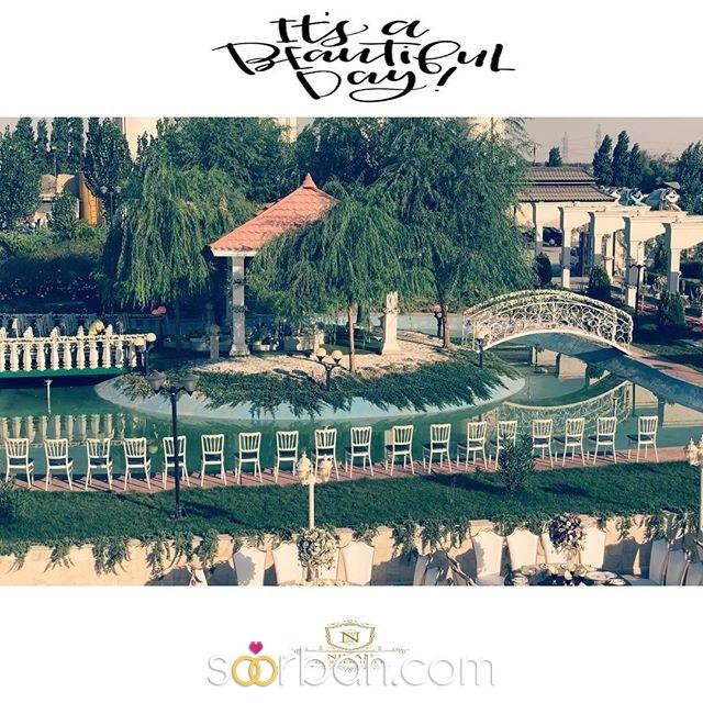 باغ تالار نیکان تهران1
