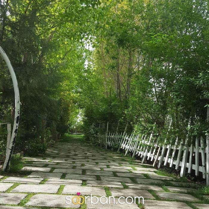 باغ عمارت عکاسی اردیبهشت در غرب تهران1