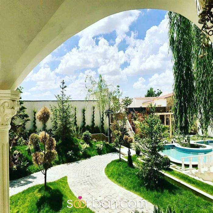 باغ عمارت لوچیا تهران5