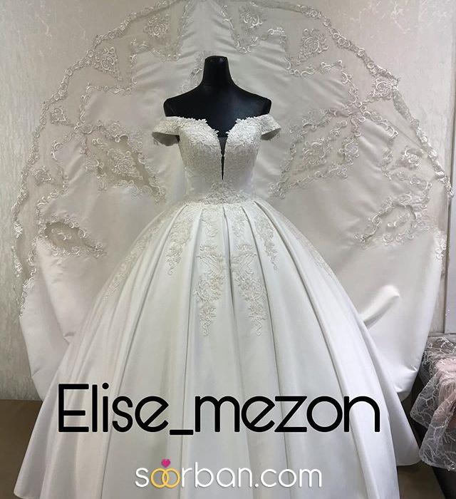 مزون لباس عروس اليس تهران1