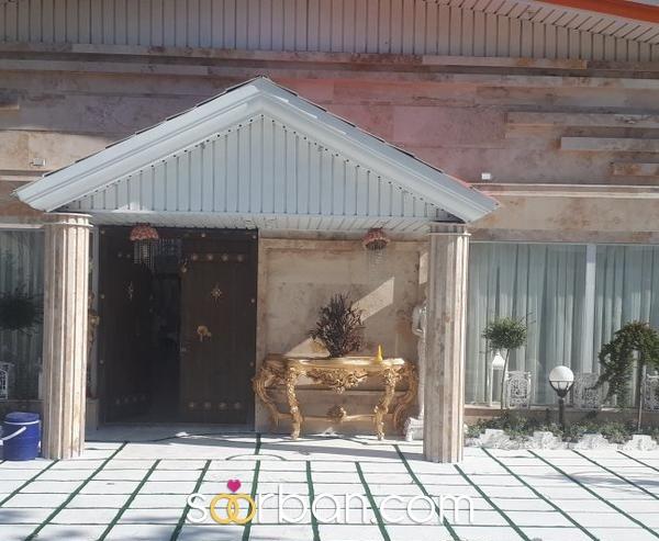 باغ تالار غزل کرج3