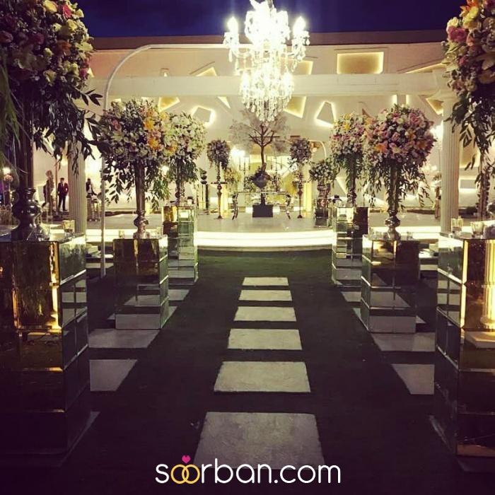 باغ تالار پذیرایی ۷۷۷ تهران1