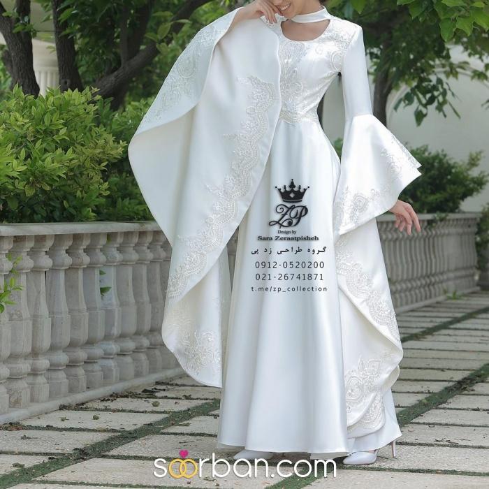 مزون مانتو عروس و لباس عقد زدپی تهران3