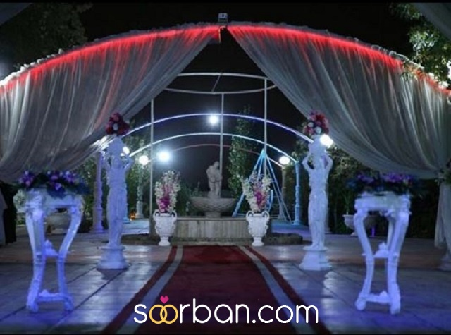 باغ تالار رویا تهران6