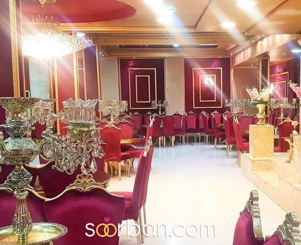 تالار پذیرایی قصر آریان تهران3