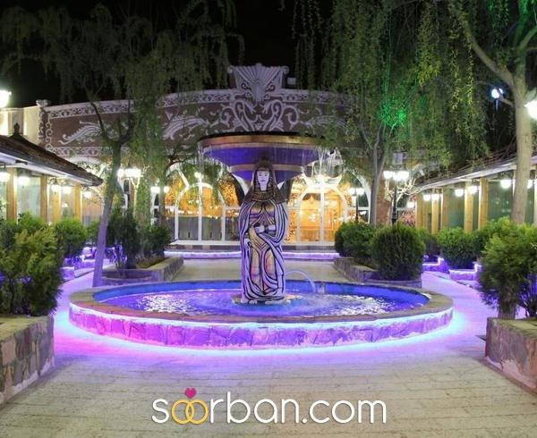 باغ تالار نگین فردوس در شهریار0