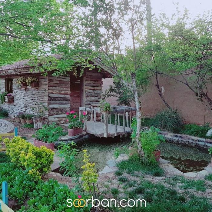 باغ آتلیه غزل شیراز3