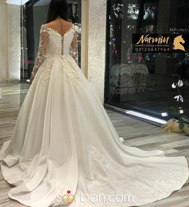مزون لباس عروس نرمین تهران2