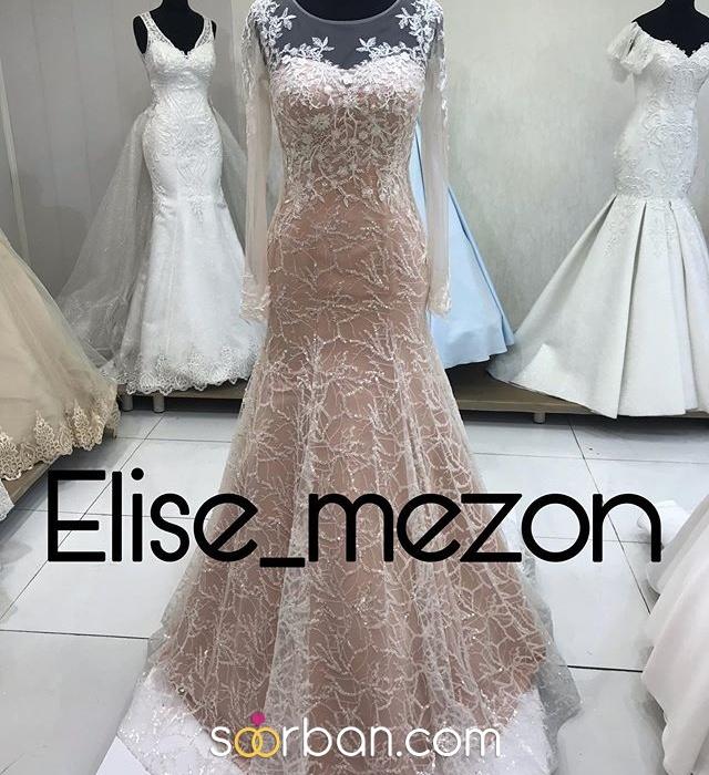 مزون لباس عروس اليس تهران4
