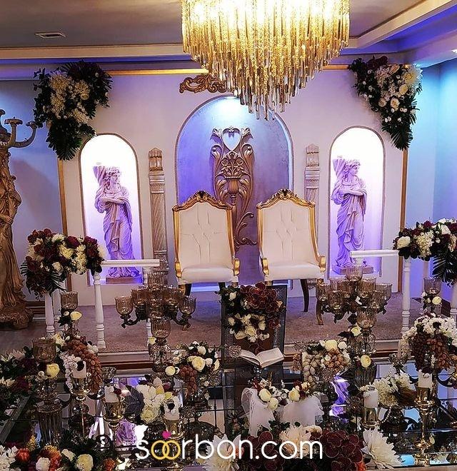 سالن عقد تخت جمشید تهران4
