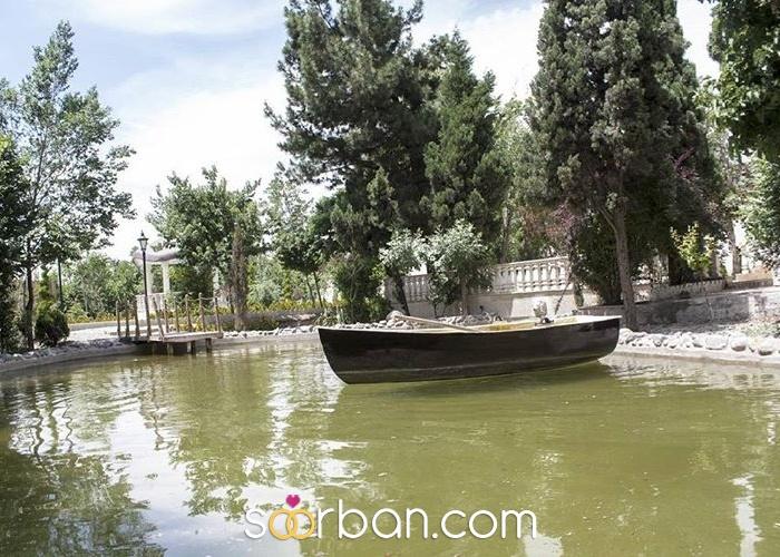 باغ عمارت ونیز در شهر ری تهران4