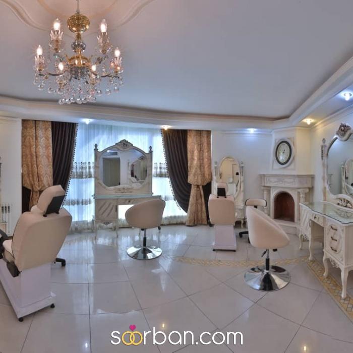 سالن آرایش و زیبایی بانوی آسمان تهران1