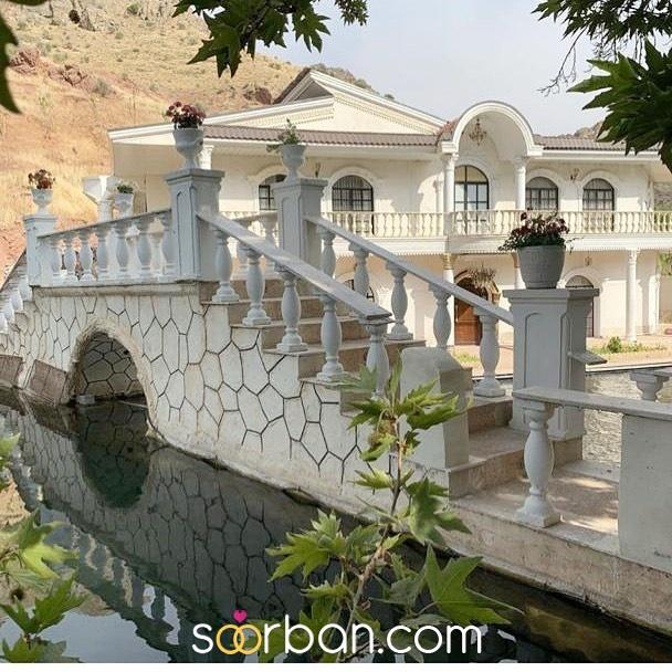 باغ عمارت در شرق تهران0