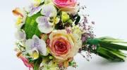 40 دسته گل عروس و نامزدی زیبا 98 و 2019