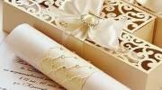 کارت عروسی جدید 98 | 70 مدل کارت عروسی شیک و لوکس 2019
