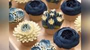 کاپ کیک زیبا و جذاب خوشمزه ویژه مراسم های عروسی و تولد