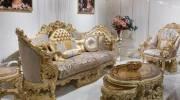 مبل سلطنتی | کلکسیونی از شیک ترین مدل های مبل سلطنتی 2021