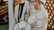 ایده کلاه عقد محضر 2021 | کلاه عروس شیک و لاکچری