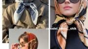 روسری کوچک ترند 2021 | ترند سال ۲۰۲۱ روسری