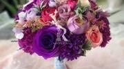 مدل دسته گل عروس مصنوعی 2022 | انواع دسته گل عروس مصنوعی
