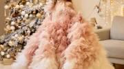 مدل لباس پرنسسی پفی دخترانه 2022 لاکچری و خاص