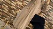 مدل مانتو ابروبادی اشکی | عکس مدل مانتو ابروبادی اشکی مجلسی