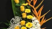 جدیدترین سبد گل خواستگاری شیک و خاص ایرانی