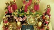 مدل های زیبای ظروف هفت سین عروس جدید