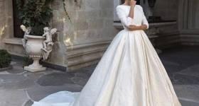 50 مدل لباس عروس پوشیده جدید و خاص