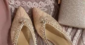سلکشنی جذاب از انواع مدل کفش عروس 2021 در پنجاه طرح متنوع
