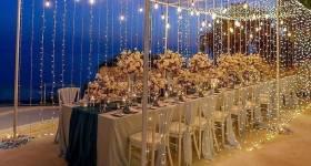 ایده جدید برای مراسم عقد در فضای باز